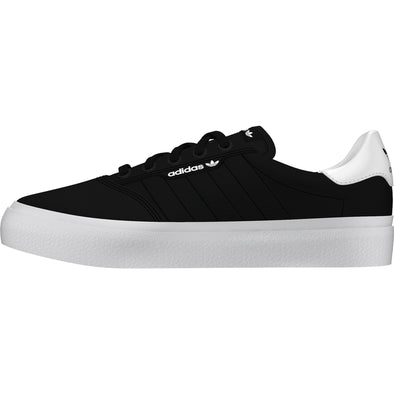 ADIDAS - 3MC J - BLACK/BLACK/WHITE