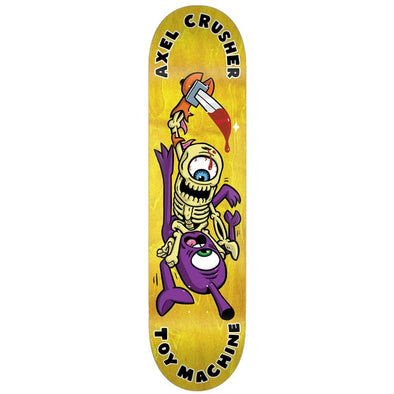 TOY MACHINE - AXEL CRUYSBERGHS FOUNTAIN DECK - 8.25