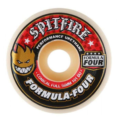 SPITFIRE - CONICAL FULL FORMULA 4 WHEELS 101D - 52MM