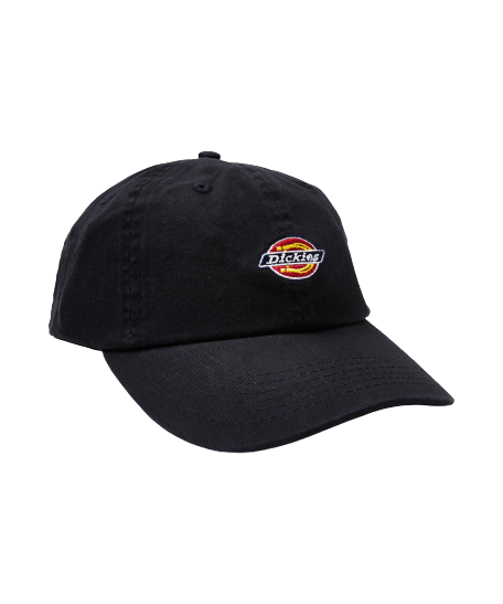 DICKIES - H.S ROCKWOOD CAP - BLACK