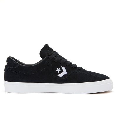 CONS - LOUIE LOPEZ PRO LOW - BLACK/WHITE - Antisocial Collective