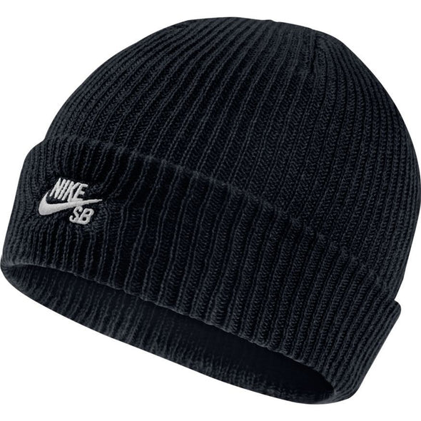 NIKE SB - U NK CAP FISHERMAN - BLACK/WHITE - Antisocial Collective