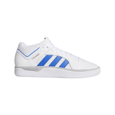 ADIDAS - TYSHAWN - CLOUD WHITE / BLUE / GOLD METALLIC - Antisocial Collective