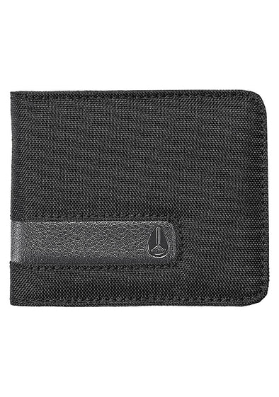 NIXON - SHOWOFF R WALLET - BLACK
