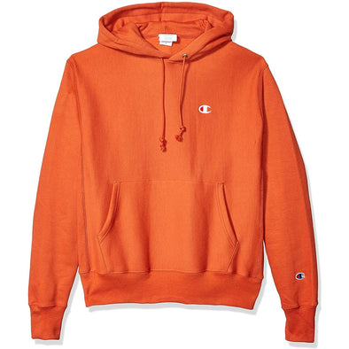 CHAMPION - REVERSE WEAVE PULLOVER HOODIE - AMBITIOUS ORANGE