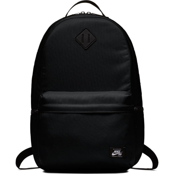 NIKE SB - ICON BACKPACK - BLACK/BLACK/WHITE