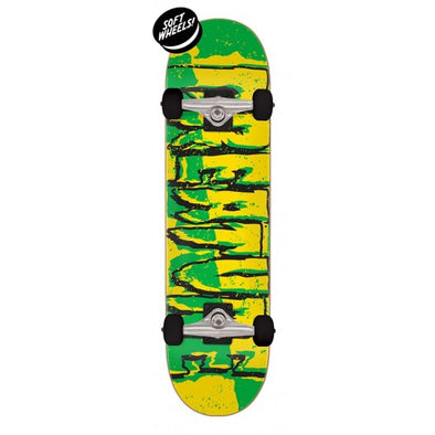 CREATURE - RIPPED LOGO MICRO COMPLETE SKATEBOARD - 7.5