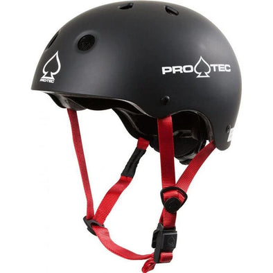 PRO-TEC - JR CLASSIC FIT CERTIFIED HELMET - MATTE BLACK