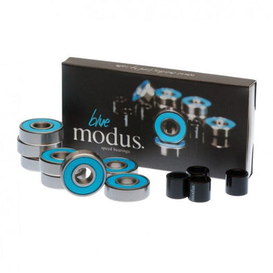 MODUS - BLUE BEARINGS - Antisocial Collective