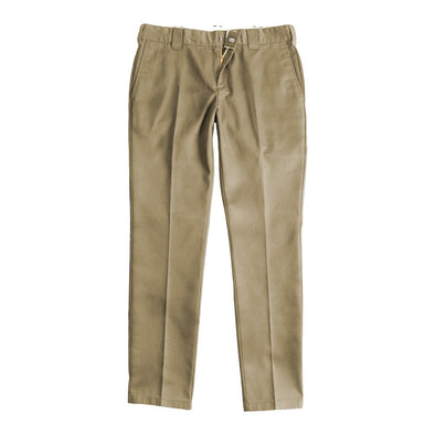 DICKIES - 872 SLIM FIT WORK PANT - KHAKI