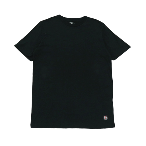 INDEPENDENT - ITC BOLD T-SHIRT - BLACK - Antisocial Collective