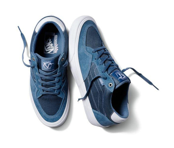 VANS - ROWAN PRO - (MIRAGE) BLUE/WHITE - Antisocial Collective