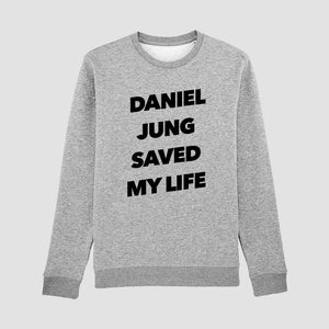 Daniel Saved My Live Sweater
