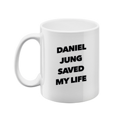 Daniel Saved My Life Tasse