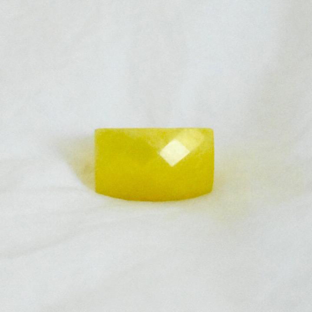 Yellow Diamond Cut