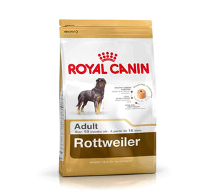 Jolly Wagger For Large Breed Adult Dog With Royal Canin Rottweiler Adult 15kg (12kg + 3kg)