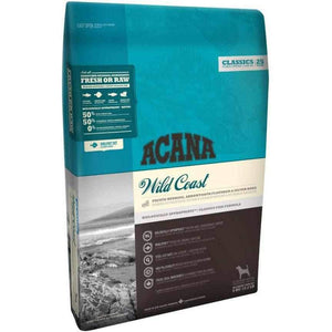 Jolly Wagger Small Breed Adult Dog With Acana Wild Coast 4kg (2kg + 2kg)