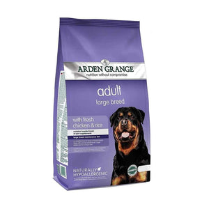 Jolly Wagger For Large Breed Adult Dog With Arden Grange Adult Large Breed 12kg