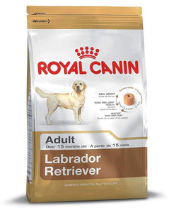 Jolly Wagger For Large Breed Adult Dog With Royal Canin Labrador retriever Adult 15kg (12kg + 3kg)