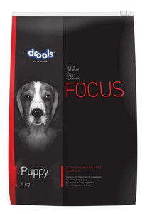 Jolly Wagger For Small Breed Puppy With Drools Focus Puppy 4kg