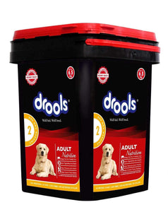 Jolly Wagger For Small Breed Adult Dog With Drools Chicken & Egg Adult 6.5kg