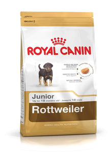 Jolly Wagger For Large Breed Puppy With Royal Canin Rottweiler Junior Dog Food 12kg