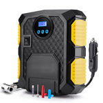 Digital Tire Inflator DC 12 Volt Car Portable Air Compressor Pump 150 PSI Car Air Compressor for Car Motorcycles Bicycles - go-sale-now