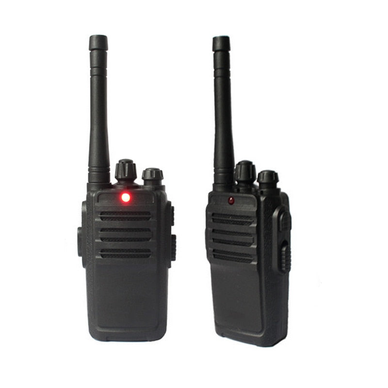 2 Pcs Portable Mini Walkie Talkie Kids Radio Frequency Transceiver Ham Radio Children Toys Gifts -17 S7JN - go-sale-now