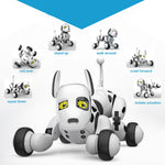 DIMEI 9007A Smart Robot Dog 2.4G Wireless Remote Control Kids Toy Intelligent Talking Robot Dog Toy Electronic Pet Birthday Gift - go-sale-now