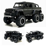 1:32 Toy Car G63 JEEP Metal Toy Alloy Car Diecasts Toy Vehicles Car Model With light Sound Car Toys For Children Gifts - go-sale-now