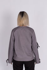 LONG SLEEVE SHIRT SPACE GREY
