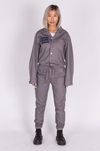 FLIGHT SUIT SPACE GREY