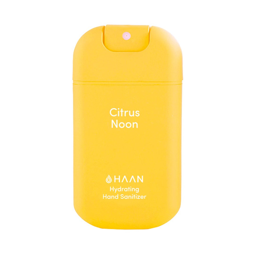 HAAN | Hand Sanitizer | Citrus Noon | Yellow - LONDØNWORKS