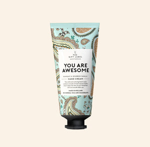 THE GIFT LABEL | Hand Cream Tube | You Are Awesome - LONDØNWORKS