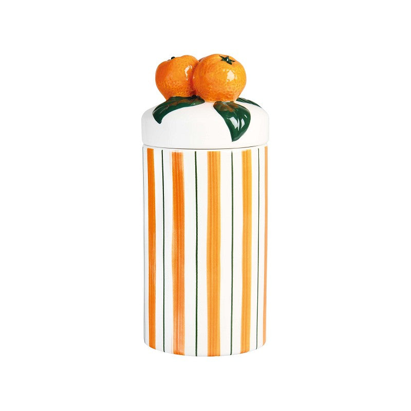 KLEVERING | Jar Orange Large - LONDØNWORKS