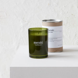 MERAKI | Scented Candle Large | Earthbound - LONDØNWORKS