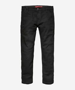 SAINT | Twill Chino | Black - LONDØNWORKS