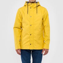 Load image into Gallery viewer, RVLT REVOLUTION | Hooded Light Jacket 7286 | Yellow - LONDØNWORKS