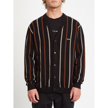 Load image into Gallery viewer, VOLCOM | Williekearl Cardigan | Black - LONDØNWORKS