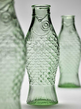 Load image into Gallery viewer, SERAX | Fish Bottle 1 L | Transparent Green - LONDØNWORKS