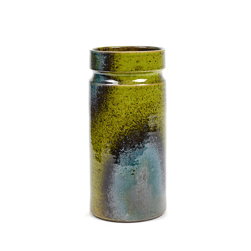 SERAX | Vase Swamp 60's Large | Green & Blue - LONDØNWORKS