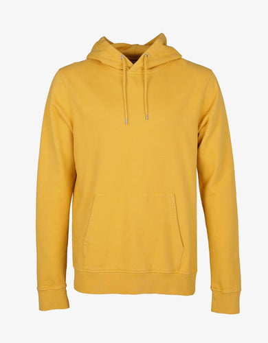 COLORFUL STANDARD | Classic Organic Hood | Burned Yellow - LONDØNWORKS