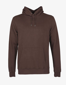 COLORFUL STANDARD | Classic Organic Hood | Coffee Brown - LONDØNWORKS