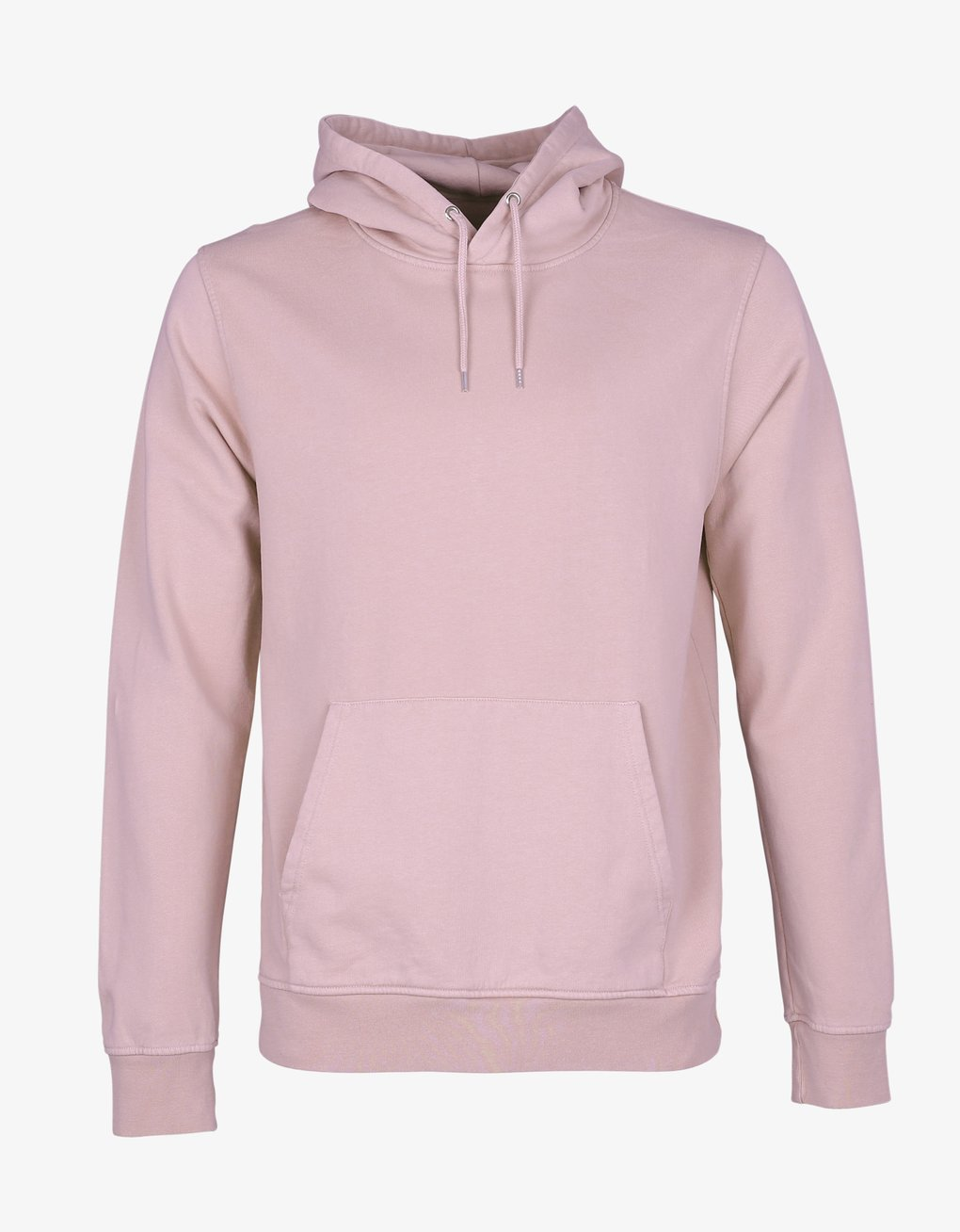 COLORFUL STANDARD | Classic Organic Hood | Faded Pink - LONDØNWORKS