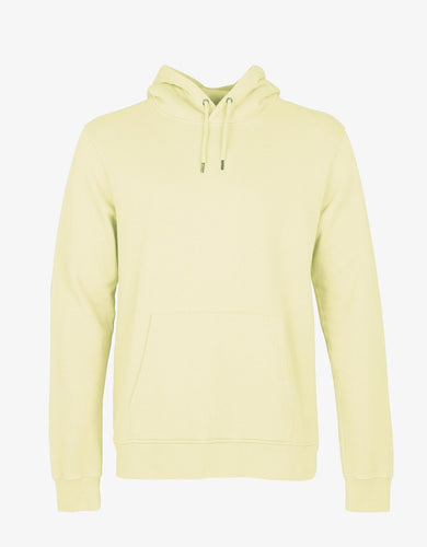 COLORFUL STANDARD | Classic Organic Hood | Soft Yellow - LONDØNWORKS