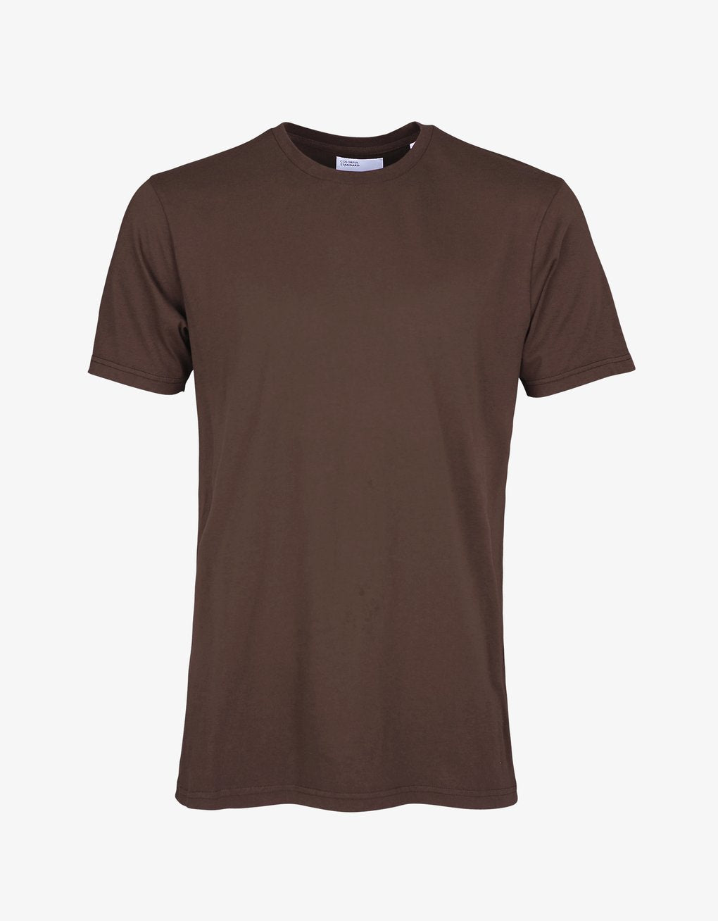 COLORFUL STANDARD | Classic Organic T-shirt | Coffee Brown - LONDØNWORKS