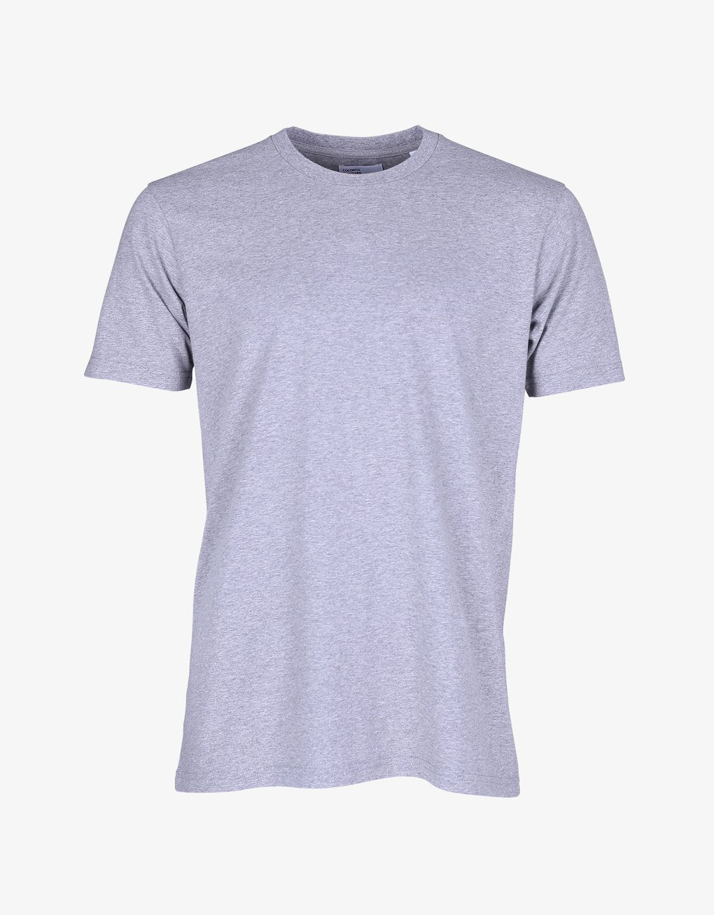 COLORFUL STANDARD | Classic Organic T-shirt | Heather Grey - LONDØNWORKS