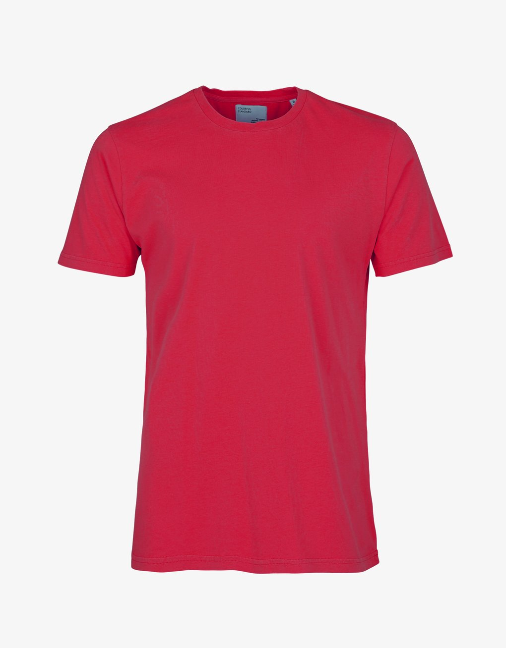 COLORFUL STANDARD | Classic Organic T-shirt | Scarlet Red - LONDØNWORKS