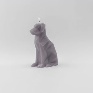 PYROPET | Voffi Candle | Grey - LONDØNWORKS