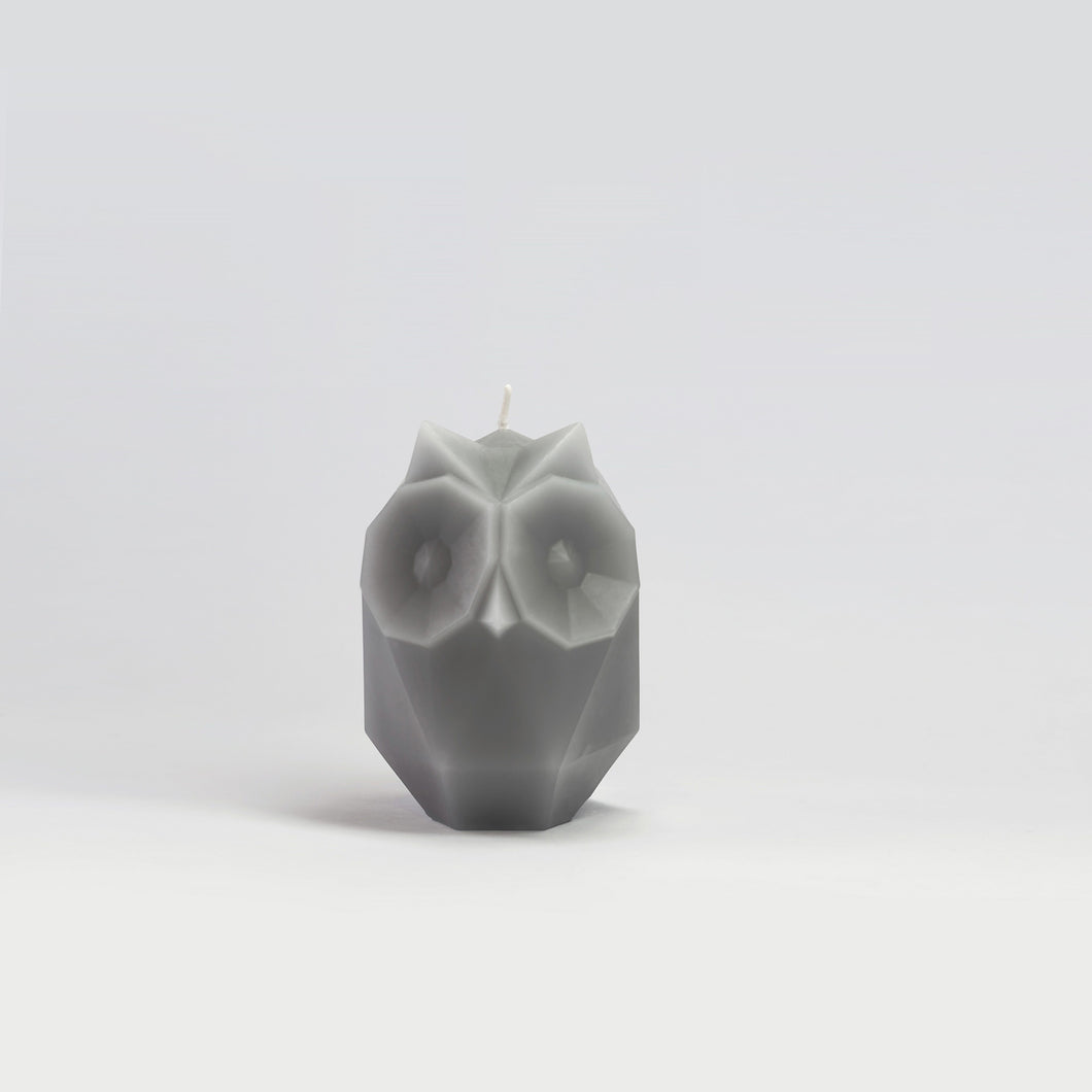 PYROPET | Ugla Candle | Cool Grey - LONDØNWORKS